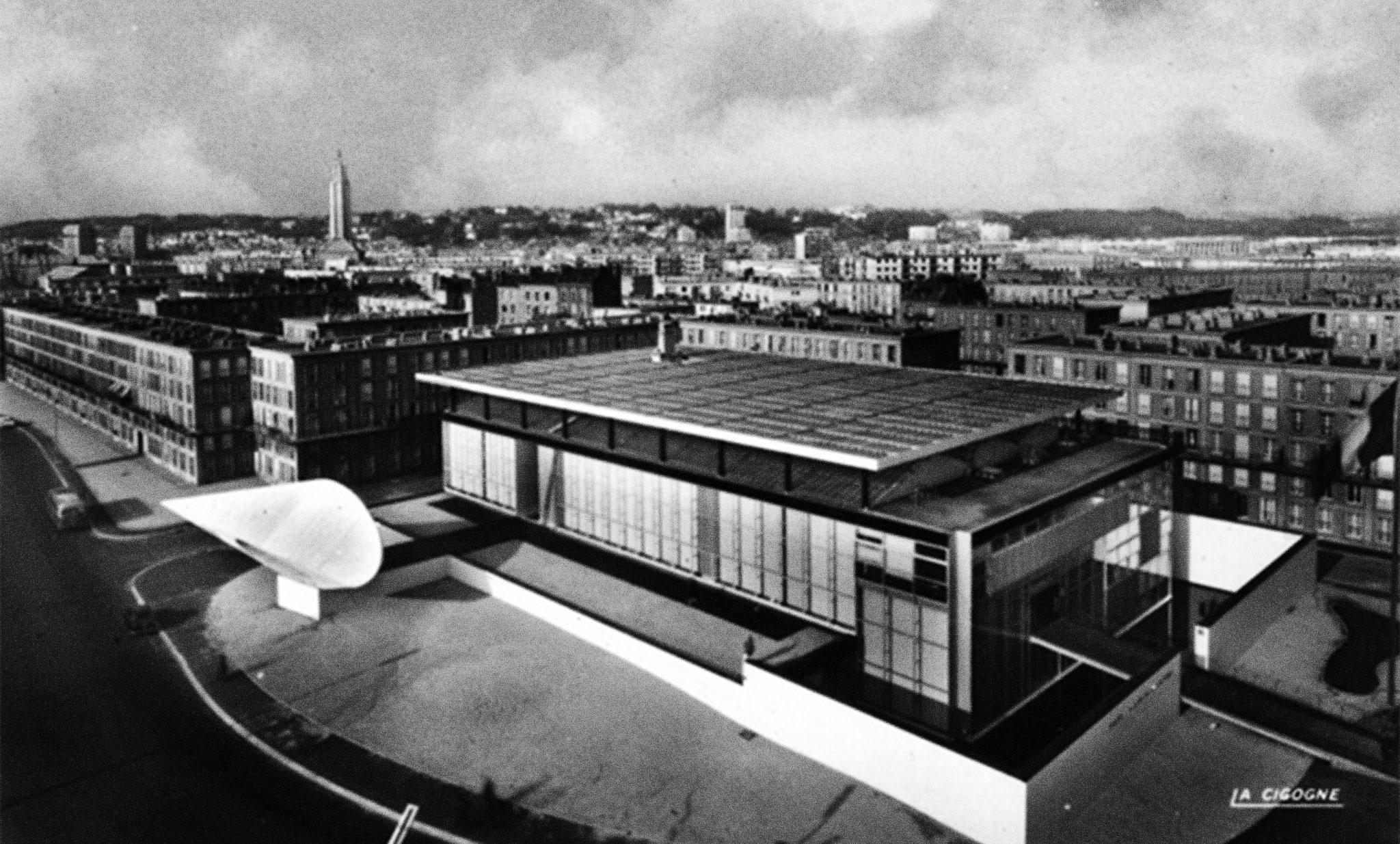 Das museum der modernen kunst andré malraux le havre
