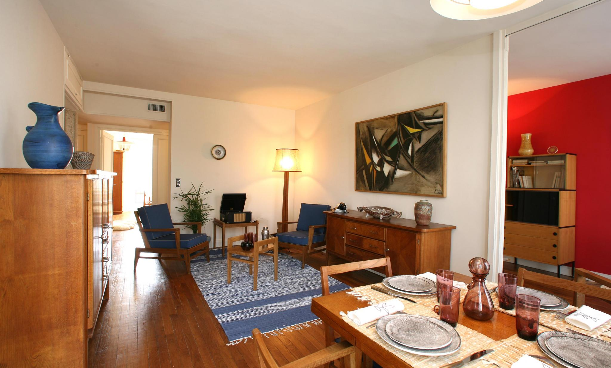 Lu0027appartement Témoin Perret
