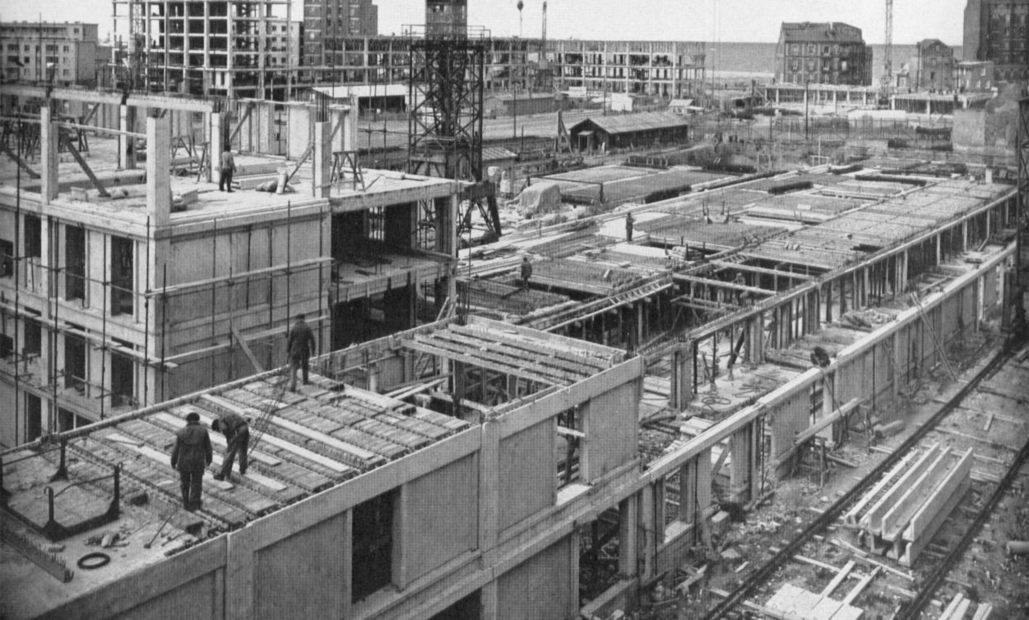 Des chantiers exp rimentaux le havre for 3d architecture le havre