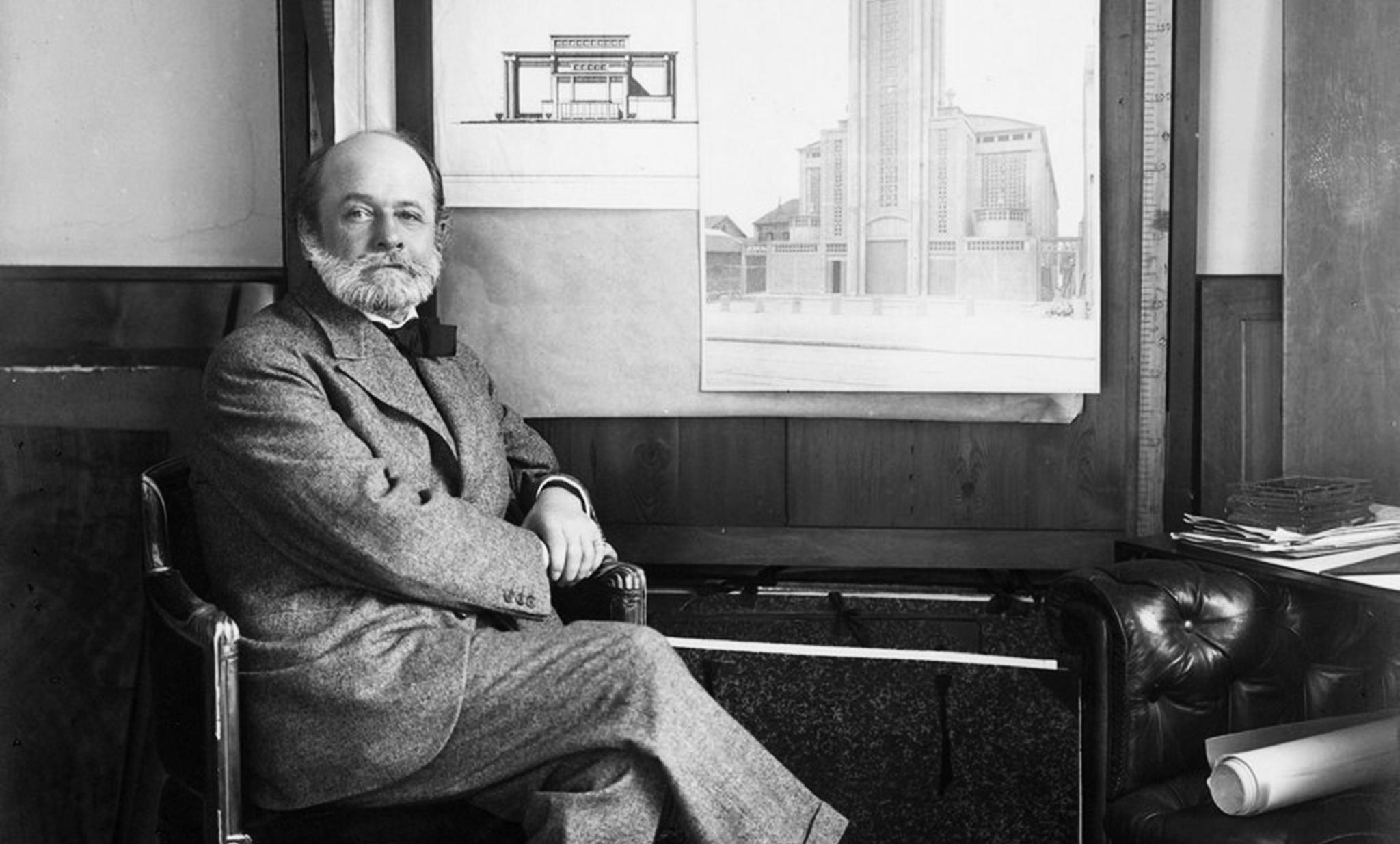 Auguste Perret.