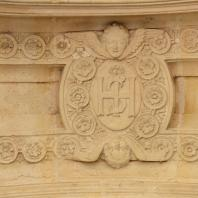 Notre-Dame Cathedral: Architectural Detail.