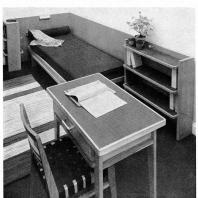 Coin bureau et chambre, René Gabriel