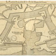 Le Havre en 1575