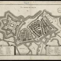 Le Havre en 1657.