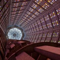 La tour-lanterne de l'église Saint-Joseph