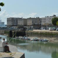 Quai du Bassin du Roy