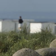 La promenade de la plage, lieu de détente et d'activités sportives