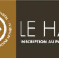 10 ans du Havre au patrimoine mondial - logo