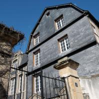 Façade du musée Hôtel Dubocage de Bléville