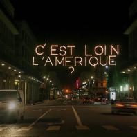 La rue de Paris de nuit
