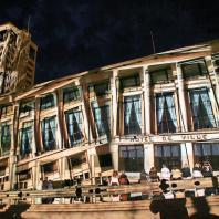 Patrimoine en lumière, l'Hôtel de Ville en habit de soirée