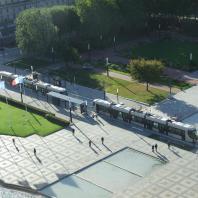 le tramway au Havre depuis 2012