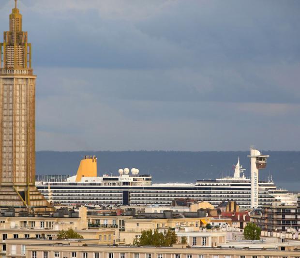 Premier port de croisiére français en Manche-Atlantique, Le Havre accueille plus de 120 escales chaque année