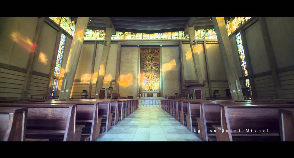 Architecture & spiritualité